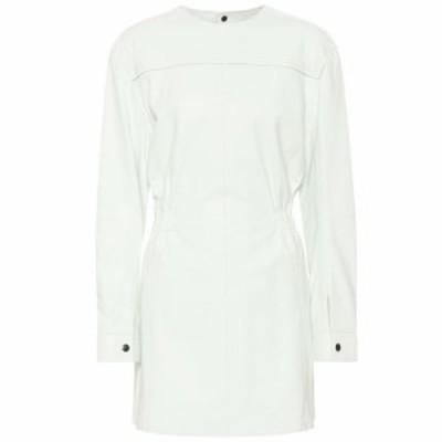 イザベル マラン Isabel Marant レディース ワンピース ワンピース・ドレス Nevans leather minidress chalk