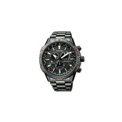 シチズン CITIZEN 腕時計 海外限定 おしゃれ PROMASTER SKY CB5007-51H Eco-Drive Radio-Controlled Chronograph Watch