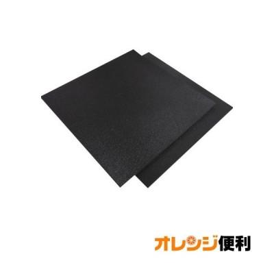 イノアックコーポレーション イノアック カームフレックス F−4LF 黒 5x1000x1000 化粧断ち加 F-4LF-5 【836-3100】