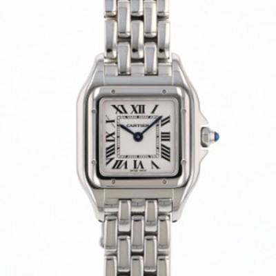 カルティエ Cartier パンテール ドゥ カルティエ SM WSPN0006 シルバー文字盤 新品 腕時計 レディース