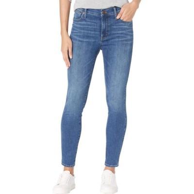 メイドウェル Madewell レディース ジーンズ・デニム スキニー ボトムス・パンツ 10' High-Rise Skinny Jeans in Bradshaw Wash Bradshaw Wash
