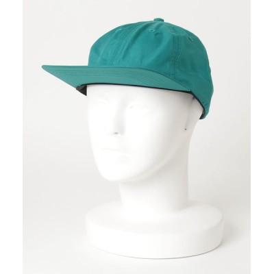 GREEN SUMMIT / 【Only NY / オンリーニューヨーク】Nylon Tech Polo Hat  ナイロンテックハット キャップ MEN 帽子 > キャップ