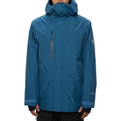 シックス エイト シックス 686 メンズ ジャケット アウター glcr gore-tex core jacket Blue Storm