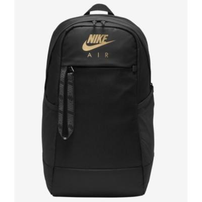 ナイキ ロゴテープ ブラック/ゴールド エッセンシャル バックパック Nike Essential Backpack CW9269 010 メンズ レディース【送料無料】