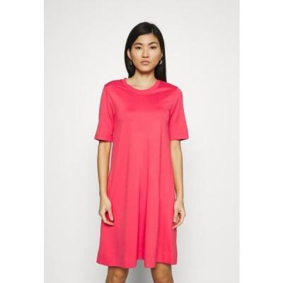 ガント レディース ファッション A LINE DRESS - Jersey dress - watermelon red
