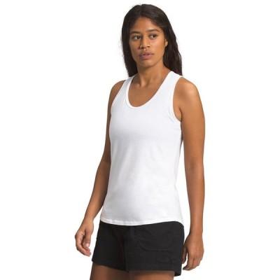 (取寄)ノースフェイス ベスト エバー Tシャツ タンク トップ - レディース The North Face Best Ever T-Shirt Tank Top - Women's TNF White