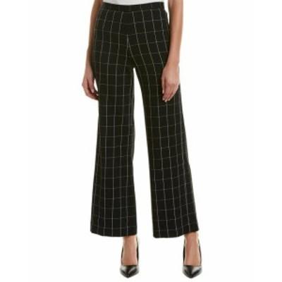 Sara  ファッション パンツ Sara Campbell Wool-Blend Pant