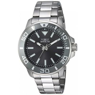 インビクタ 腕時計 メンズウォッチ Invicta Men's 'Pro Diver' Quartz Stainless Steel Casual Watch, Color:Silver-Toned (Model: 21377)