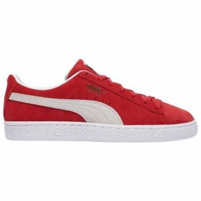 (取寄)プーマ メンズ シューズ プーマ スエード クラシック XXI Puma Men's Shoes PUMA Suede Classic XXI Red White