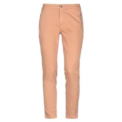 リュー ジョー LIU •JO パンツ キャメル 27 コットン 96% / ポリウレタン 4% パンツ