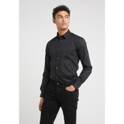 エンポリオ アルマーニ シャツ メンズ トップス Formal shirt - black