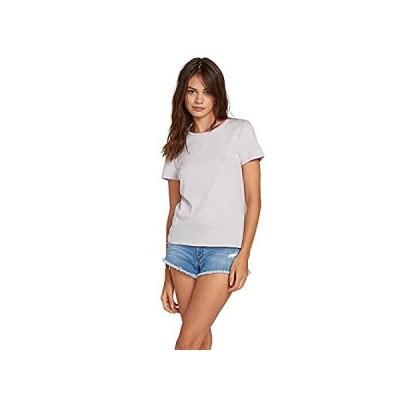 特別価格Volcom Women's Junior's Plus Size One of Each Short Sleeve Tee好評販売中