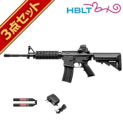 フルセット 東京マルイ SOPMOD M4 次世代電動ガン バッテリー 充電器セット
