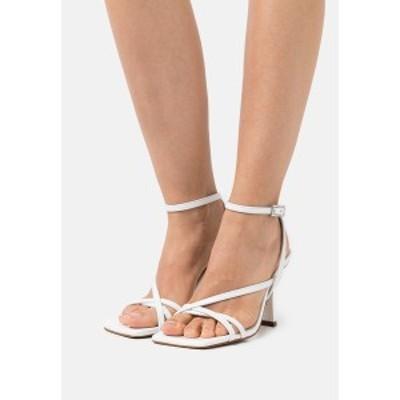 チオ レディース ヒール シューズ Sandals - blanco tibet blanco tibet