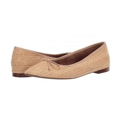 Aerosoles エアロソールズ レディース 女性用 シューズ 靴 フラット Homerun - Bone Fabric
