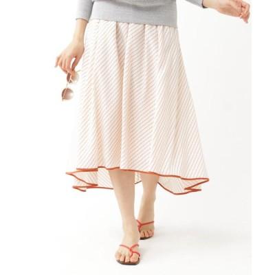 aquagirl(アクアガール) 後ろさがりフレアスカート