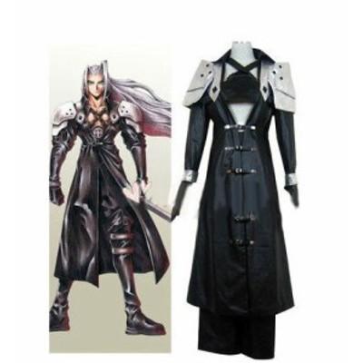 ファイナルファンタジーFF7 セフィロス Sephiroth コスプレ衣装 ★完全オーダメイドも対応可能 * K2045