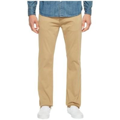 マーヴィ ジーンズ メンズ デニムパンツ ボトムス Zach Classic Straight Jeans in British Khaki Twill