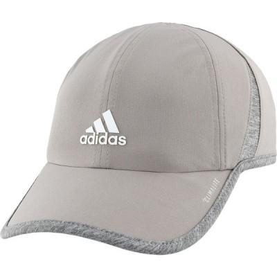 アディダス 帽子 アクセサリー レディース adidas Women's SuperLite Hat Grey/White