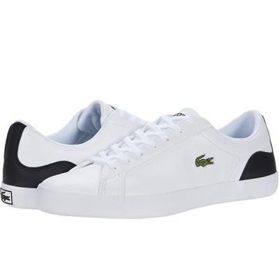 ラコステ Lerond 0120 1 メンズ スニーカー 靴 シューズ White/Black