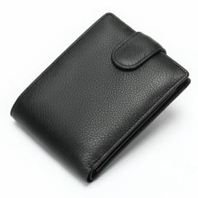 財布 メンズ 本革 牛革 四角 カード入れ お札入れ ミニ財布 小銭入れ コインケース レザー コンパクト 薄型