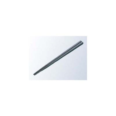 金剛箸 21.5cm ブラック PPS製