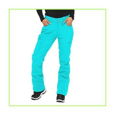 Arctix Women's Sarah Fleece-Lined Softshell Pants, Bluebird, X-Large (16-18) Long【並行輸入品】