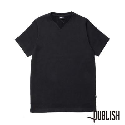 【PUBLISH BRAND/パブリッシュブランド】DEREON カットソー / BLACK