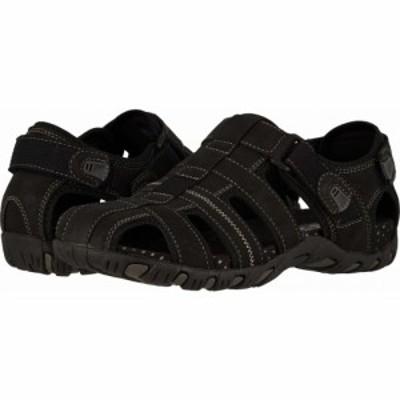 ナンブッシュ Nunn Bush メンズ サンダル シューズ・靴 Rio Bravo Fisherman Sandal Black