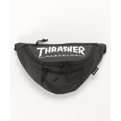 ムラサキスポーツ / THRASHER/スラッシャー ウエストポーチ THR145 MEN バッグ > ボディバッグ/ウエストポーチ