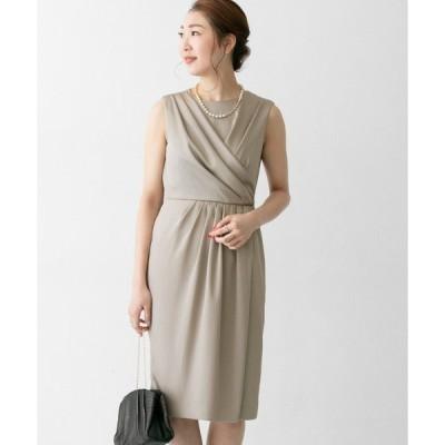ドレス タックドレープドレス