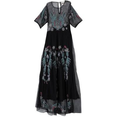 アニヤバイ ANIYE BY ロングワンピース&ドレス ブラック XS ナイロン 100% ロングワンピース&ドレス