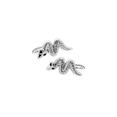 スネーク 蛇 カフス カフスボタン カフリンクス n00798