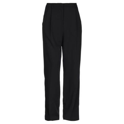 マニュエル リッツ MANUEL RITZ パンツ ブラック 40 ポリエステル 94% / ポリウレタン 6% パンツ