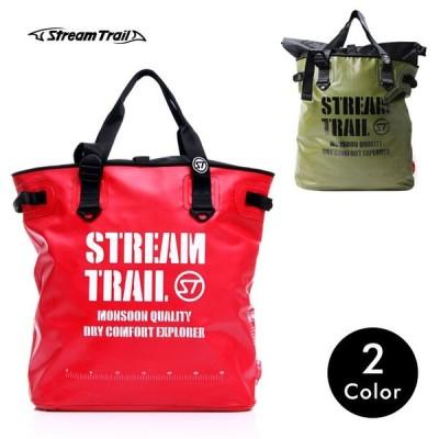 ストリームトレイル マルシェ MARCHE DX-0 Stream Trail トートバッグ メンズ 防水 アウトドア