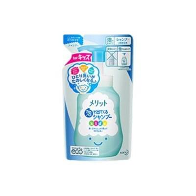 花王 メリット 泡で出てくるシャンプー キッズ (つめかえ用)
