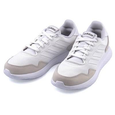 アディダス ランニングシューズ スニーカー メンズ アーカイボ ARCHIVO adidas EF0523 ランニングホワイト/ランニングホワイト/グレーTWO