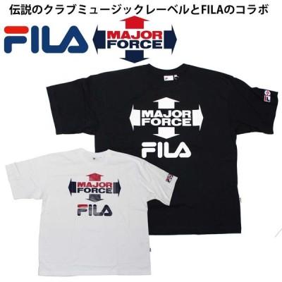 正規品 FILA HERITAGE x MajorForce コラボ FS0102 Tシャツ 半袖 半そで フィラ メジャーフォース メジャー フォース FILA MajorForce Major Force メンズ