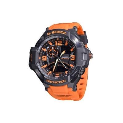 カシオ 腕時計 Casio メンズ G-Shock GA1000-4A G-Aviation Twin Sensor ウイズ Illuminator 腕時計