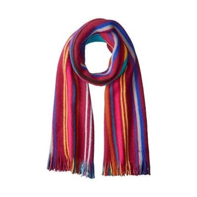 [ポールスミス] マフラー Lionel reversible scarf col. 28 日本 26x180 cm (FREE サイズ) [並行輸入品]