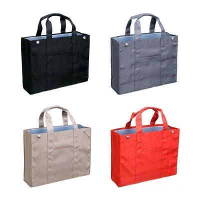 トートバッグ ノータム・オフィス A4サイズ 横向き ファイルボックスがそのまま入るバッグ