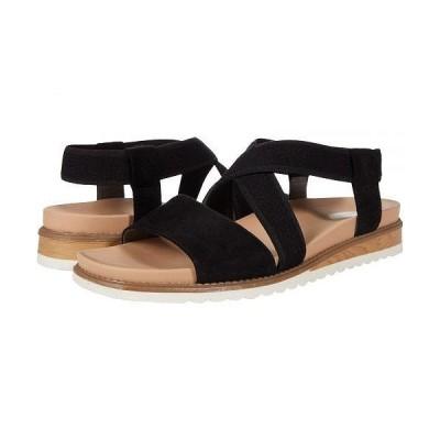 Dr. Scholl's ドクターショール レディース 女性用 シューズ 靴 ヒール Islander - Black