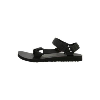 テバ サンダル メンズ シューズ ORIGINAL UNIVERSAL URBAN - Walking sandals - black