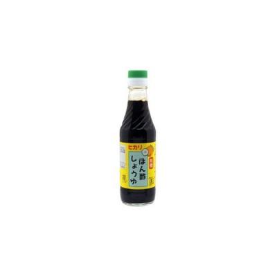 ヒカリ 有機ぽん酢しょうゆ 250ml|光食品(ヒカリ)