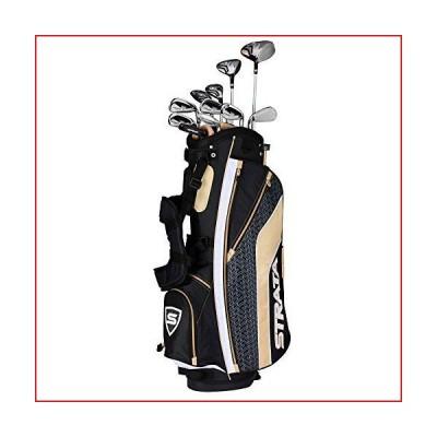 Callaway Women's Strata Tour Complete Golf Set (16-Piece, Right Hand)【並行輸入品】