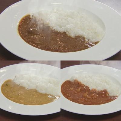 俺のシリーズ 俺のカレー3種味くらべセット 計6食No.640313 通販 - QVCジャパン