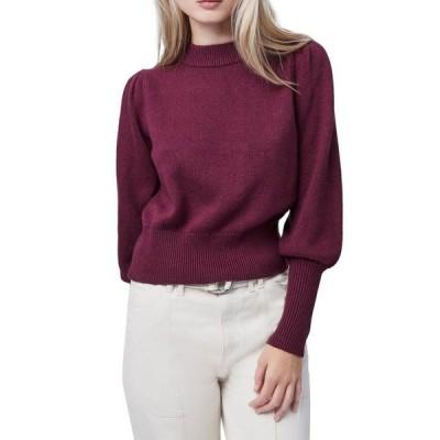フレンチコネクション レディース ニット・セーター アウター Puff-Sleeve Sweater