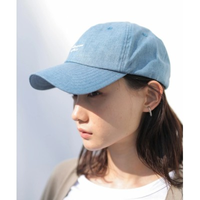 AMERICAN HOLIC / 刺繍キャップ **● WOMEN 帽子 > キャップ