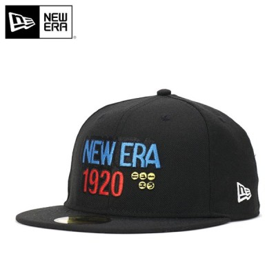 ニューエラ ドラゴンボール コラボ キャップ 帽子 59FIFTY 1920 ブラック NEW ERA DRAGON BALL メンズ