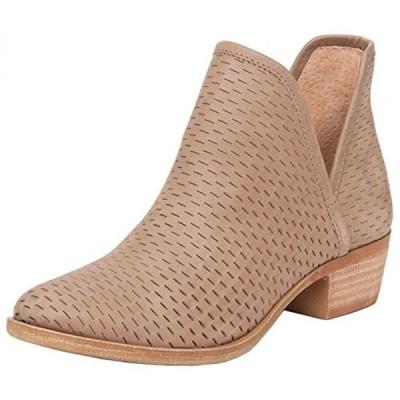 ラッキーブランド レディース ブーツ Lucky Brand Women's Baley Boots (11 C/D US, Sesame)